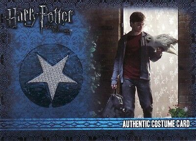 Harry Potter & the Deathly Hallows Part 1 Harry Potter's Ci3 Costume Card