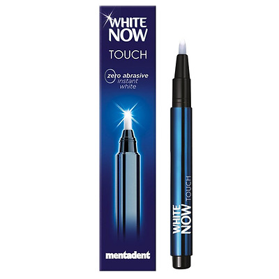 Mentadent White Now Touch Pennetta Sbiancante