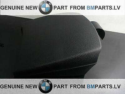 New Genuine Bmw 1 Ser E81 E82 E87N Cover Centre Console Rear Schwarz 9110415
