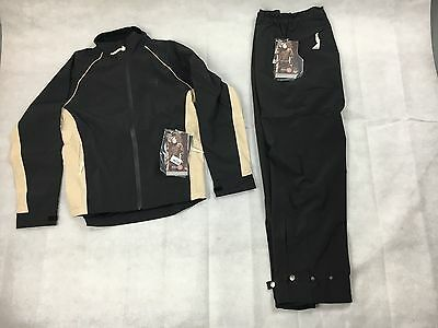 Masters Golf System 3 Waterproof Suit - SMALL L31 Regular - Tagged at £90!