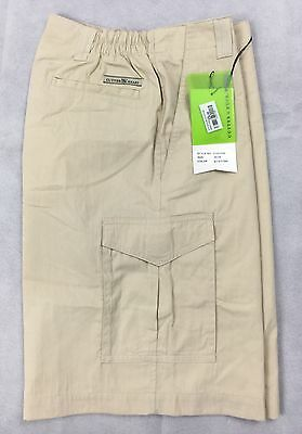 Cutter & Buck Cargo Golf Shorts W30 Stone -  Tagged at £35 - 1st Class Post