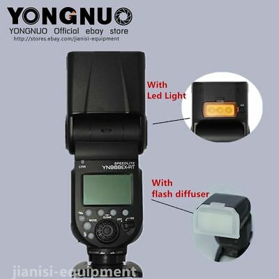YONGNUO YN968EX-RT Flash Speedlite High-speed Sync TTL with LED Light for Canon