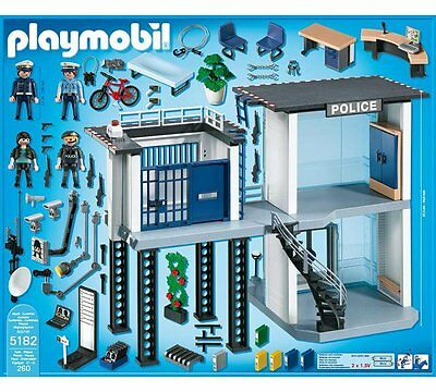Playmobil 5182 - Police Station - Spare parts. Choose what you need.