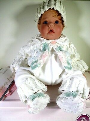 """Boxed Lee Middleton Doll By Reva Schick Irresistible 19"""""""