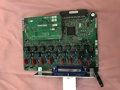 Toshiba Strata BWDKU1A with SWDR1A Card V.2