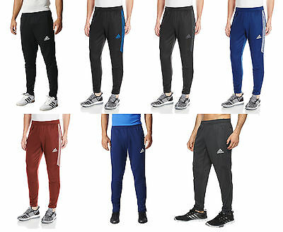 New Men's ADIDAS TIRO 17 Slim Soccer Training Pant Climacool All Colors & Sizes