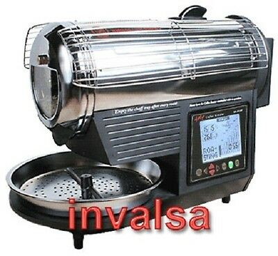 HOTTOP PROGRAMMABLE (Model P) COFFEE ROASTER + FREE COFFEE + FREE SHIPPING