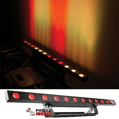 Chauvet COLORband T3 USB RGB LED Light Bar Ligting Strip w/ DMX D-Fi Color Band