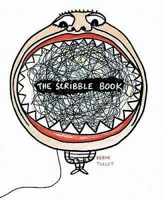 NEW Scribble Book By Herve Tullet Paperback Free Shipping