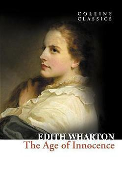 NEW The Age of Innocence By Edith Wharton Paperback Free Shipping