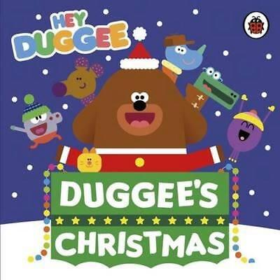NEW Hey Duggee Duggee's Christmas By Ladybird Board Book Free Shipping