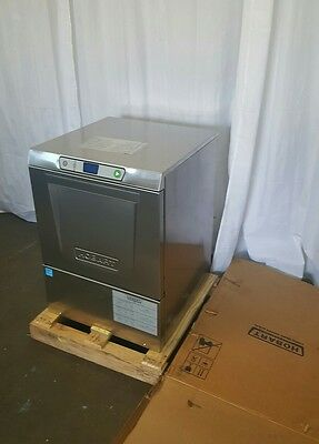••• NEW ••• HOBART LXeH Hi-Temp Hot Water Undercounter Commercial DISHWASHER