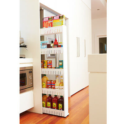 NEW 5 Tier Slide-out Pantry