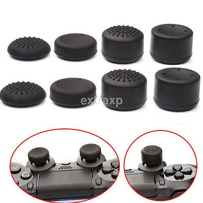 8X Controller Thumb Stick Grip Joystick Cap Cover Analog For PS4 Game Button New
