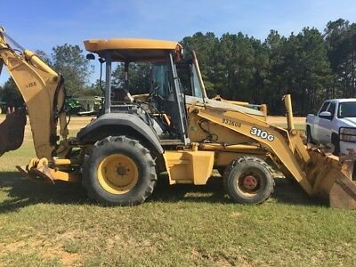 2004 John Deere 310G Backhoe Loaders