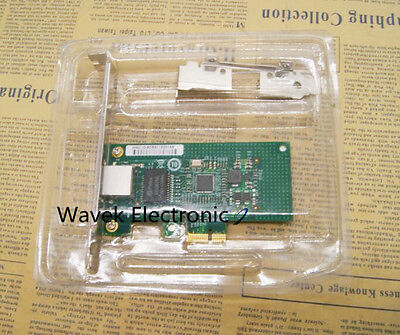 FOR INTEL 9204CT Chip I210-T1 Single Port PCI-E x1 Ethernet Server Adapter