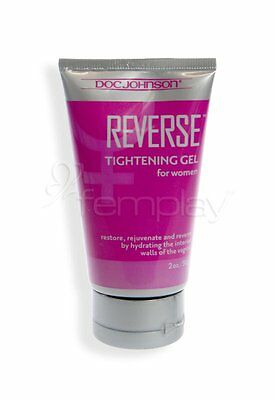 NEW Reverse Tightening Gel for Women - 56g   Lubes