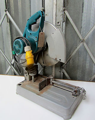 Makita 2414NB Metal Cutting Chop Saw 110V   REF 5651