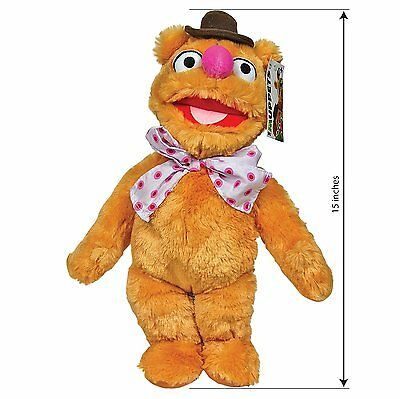 """Large Fozzy Bear Soft Toy 14"""""""