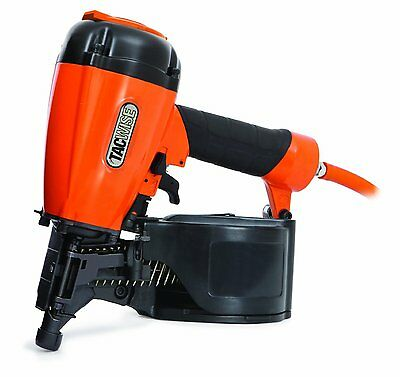 TACWISE HCN65P 65mm AIR COIL NAILER - USES 2.3-2.9 GAUGE NAILS FROM 32-65mm