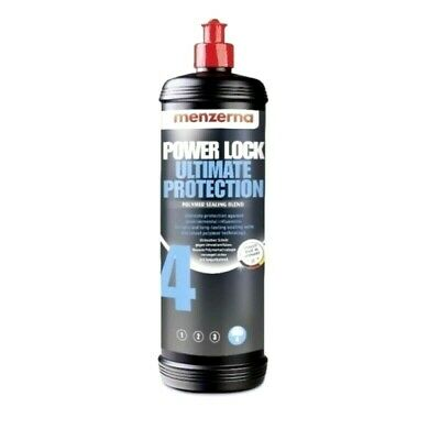 Menzerna Power Lock Ultimate 1 Litre POLISH BUFF FINISH Next Day Delivery