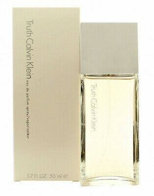 Calvin Klein Truth Eau De Parfum 50Ml Spray - Women's For Her. New