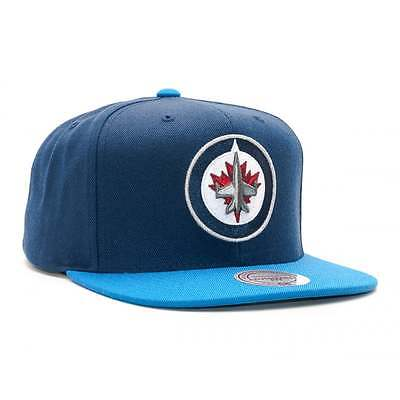 Mitchell & Ness NHL Winnipeg Jets 2017 All-Star Game Snapback Cap