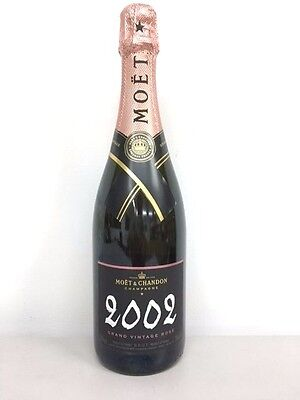 Champagne Moet & Chandon Grand Vintage Rose 2002