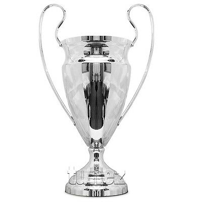 Replica Official UEFA Champions League Metal Trophy Europeon Club Soccer Award