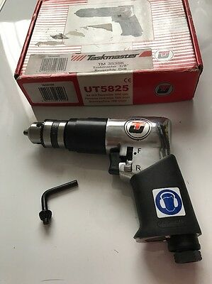 "New Genuine UT5825 3/8"" Reversible Air Drill"