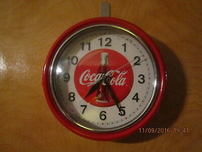 Coca Cola Wall Clock