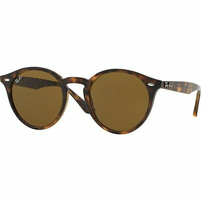 Ray-Ban RB2180 710/73 Tortoise Frame Brown Classic 51mm Lens Sunglasses