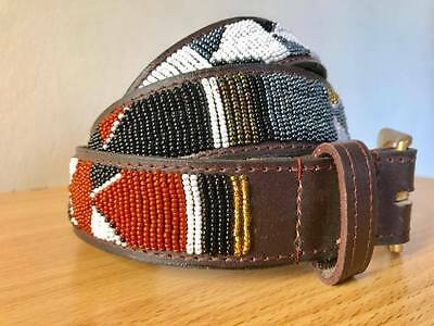 Maasai Mens Belt