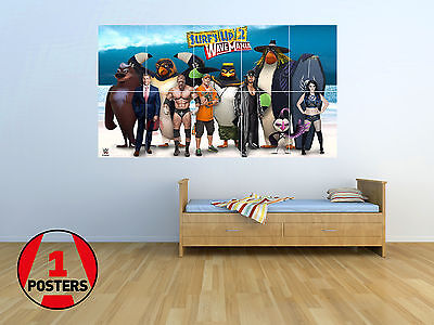 Surfs Up Wave Mania - Kids Massive Wall Poster/Picture/Art/SUWM01