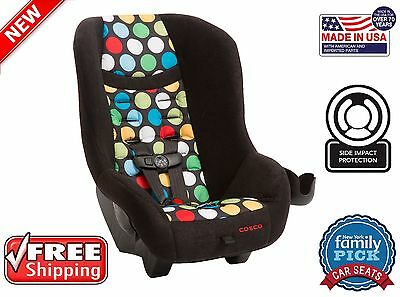 Convertible Car Seat Baby Child Infant Toddler Safety Booster Cosco Scenera NEXT