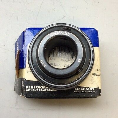 "SealMaster 2-014 Insert Bearing 7/8"" ID 2"" OD *NEW*"