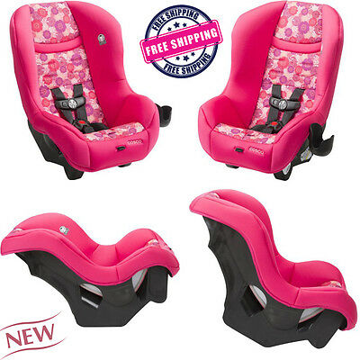 Cosco Scenera Convertible Car Seat Baby Child Infant Toddler Safety Booster Pink