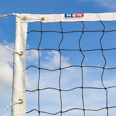 Competition Volleyball Net - Play To A Professional Level [Net World Sports]