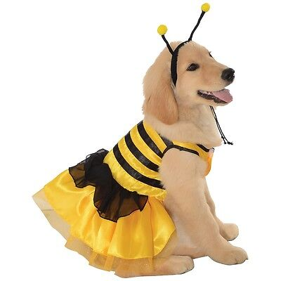 Bumblebee Dress Pet Pet Costume Pet Halloween Fancy Dress
