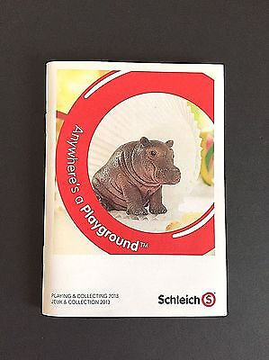 Schleich 2013 Product Catalogue Booklet