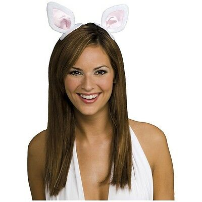 Pig Ears Clip Ons Costume Accessory Adult Halloween