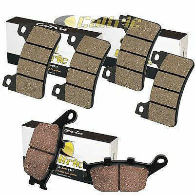 Front Rear Brake Pads Fit Honda Cbr1000Rr Cbr 1000Rr Cbr1000Ra Abs 2004-2005
