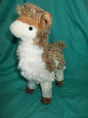 Douglas Toy 14'' Plush Miguel Large Llama Alpaca ~NEW~