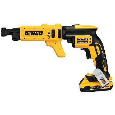 Dewalt Drywall Fastening Quick-Change Collated Screw Gun Attachment- Fits DCF620