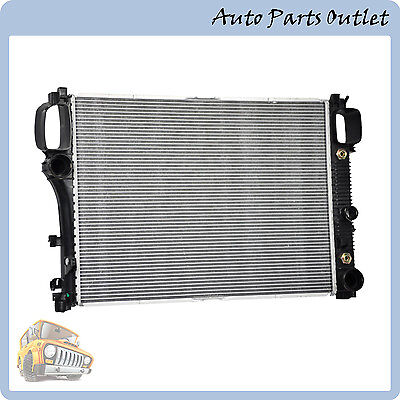 New A/T Radiator For 07-10 Mercedes C216 W221 S550 S600 S65 CL550 2215002603