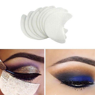 10Pcs 5 Pairs Fashion Women Makeup Accessories Shadow Shields Protector Pads
