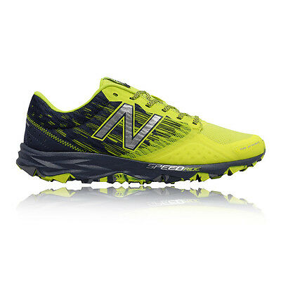 New Balance MT690v2 Mens Green Trail Running Sports Shoes Trainers Pumps