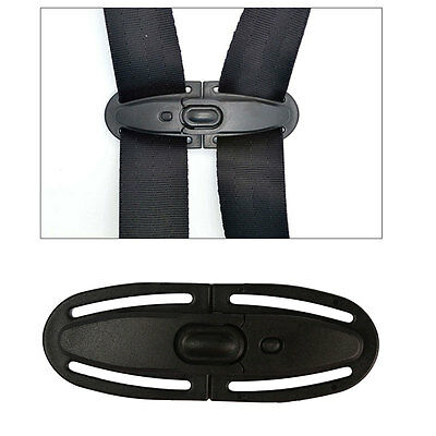 Houdini Strap Slide Buckle Baby Car Seat Safety Chest Strap Harness Clip Bnew