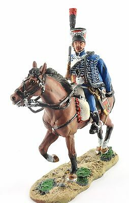 Del Prado King & Country Trooper - French 1st Hussars - 1800 - 1:32