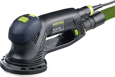 Festool Exzenterschleifer ROTEX RO 125 FEQ Plus Systainer  571779 Neues Modell